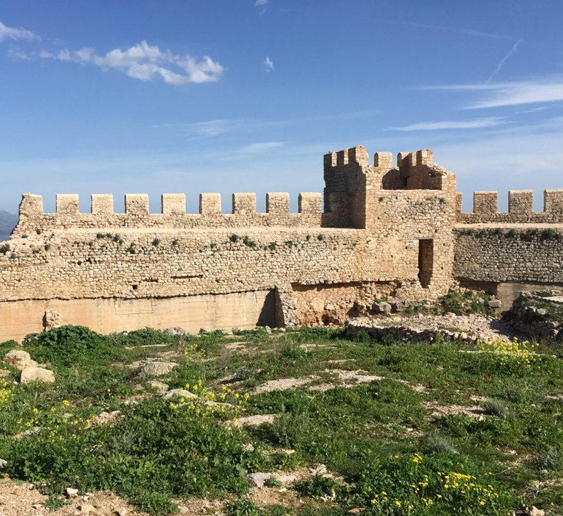 Ζωντανή Ιστορία στο Φρούριο Λάρισας – Άργος